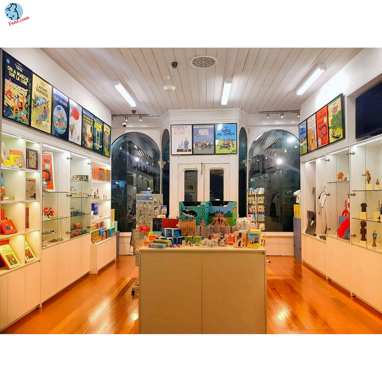 شعبه مغازه تن تن در استرالیا افتتاح شد