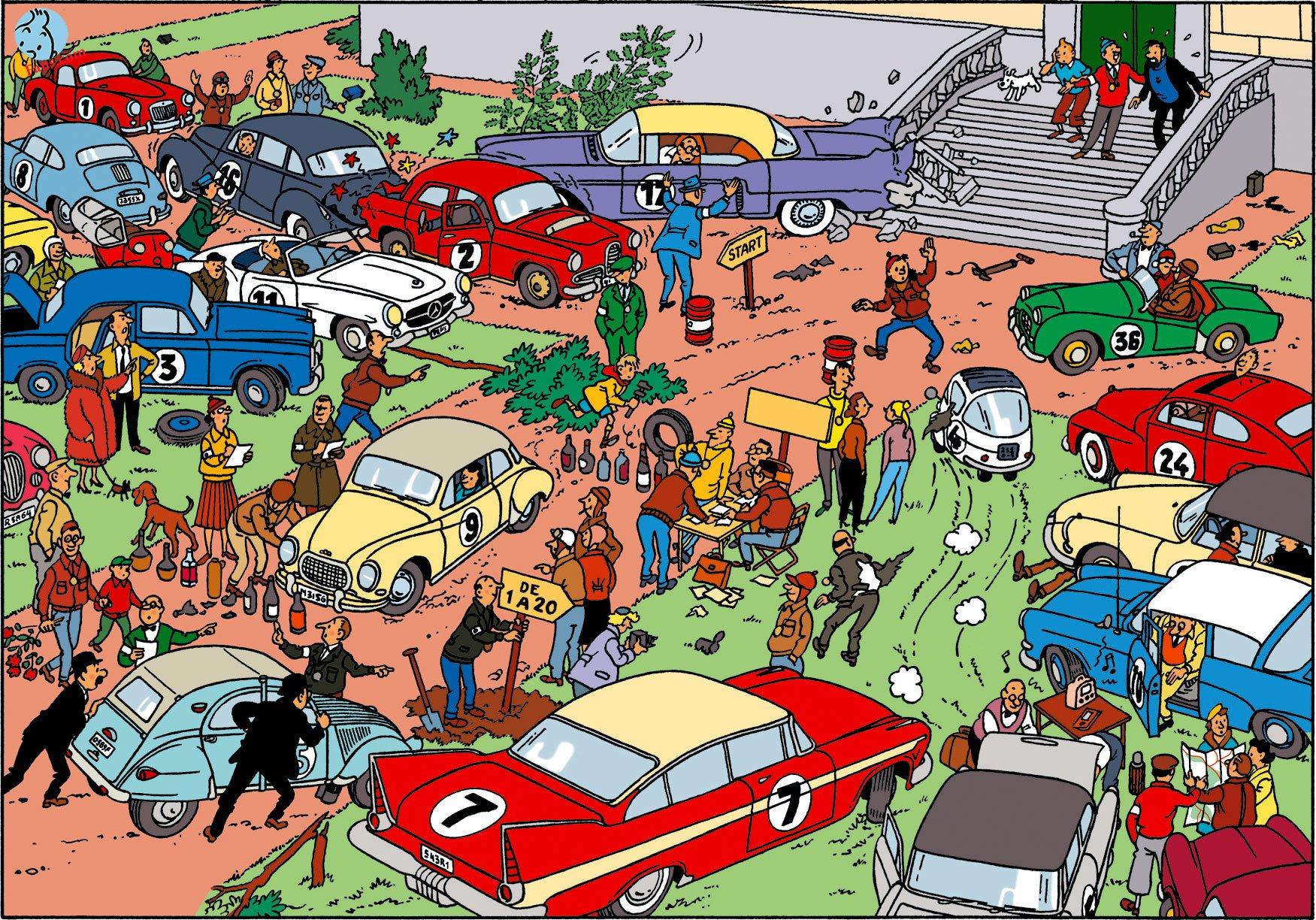 هرژه عاشق ماشین های اسپورت بوده !