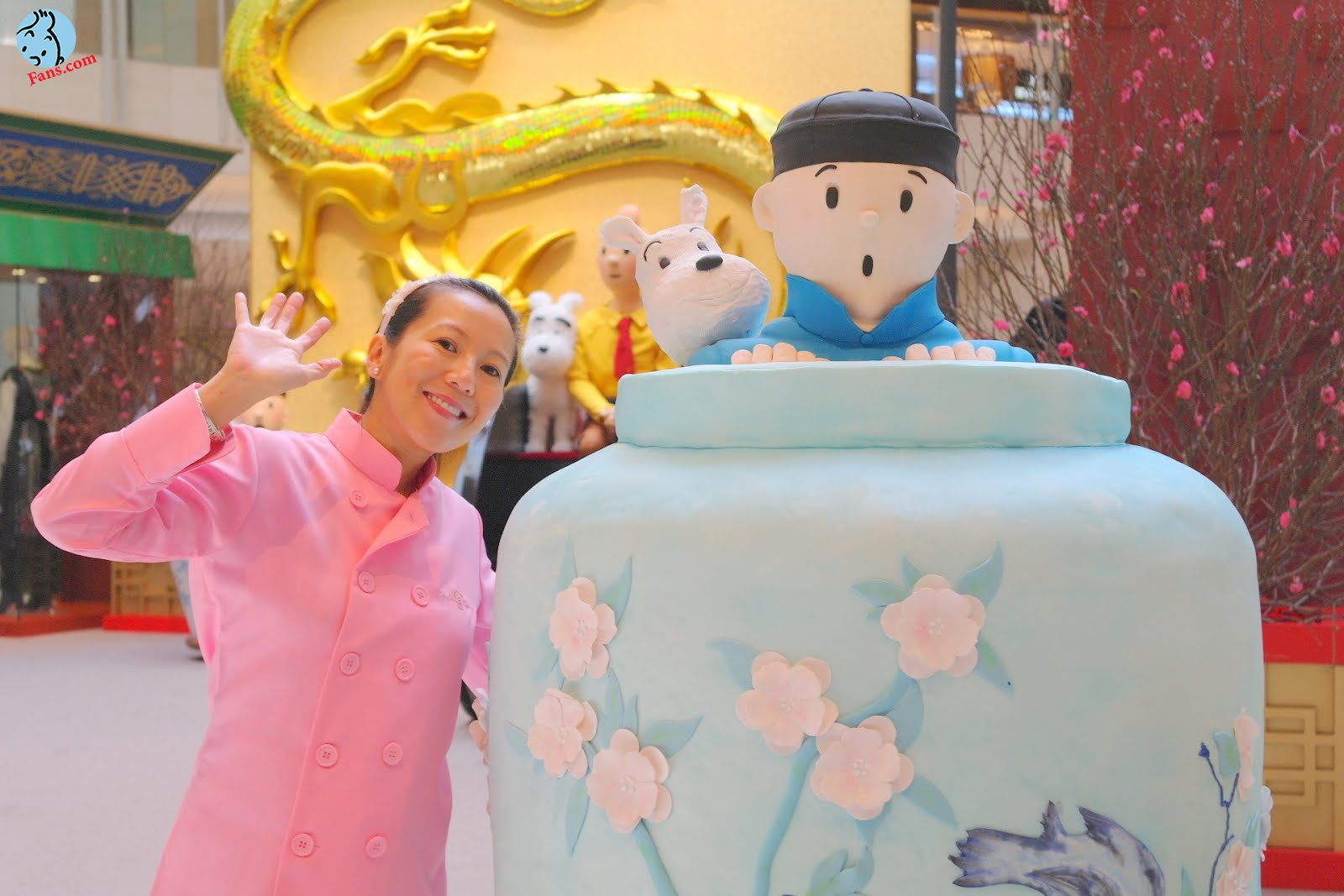 سال نو چینی ها !